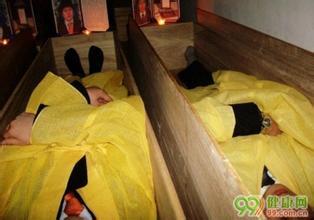 周公解梦 做梦梦到死人躺在棺材里