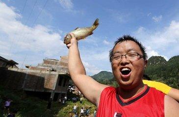 周公解梦 做梦梦到别人抓鱼