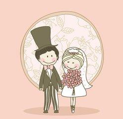 周公解梦自己结婚